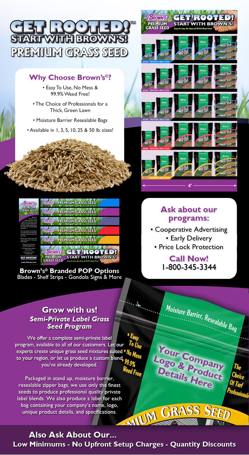 Grass Seed POG